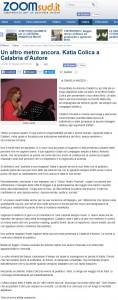 Un altro metro ancora. Katia Colica a Calabria d'Autore 2015-12-15 00-14-23